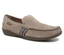Idris Slipper in grau