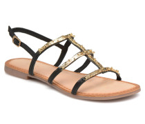 Gafiro Sandalen in goldinbronze