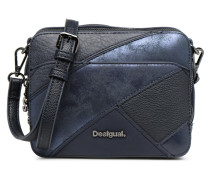 PRIYA JASPER Handtasche in blau