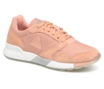 Omega X W Metallic Sneaker in rosa