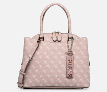 MACI LARGE GIRLFRIEND SATCHEL Handtasche in rosa