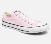 Chuck Taylor All Star Ox W Sneaker in rosa
