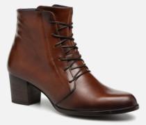 Zuma 7624 Stiefeletten & Boots in braun