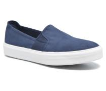 Copete Elastico Lona Piso Ne Sneaker in blau