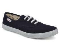 M Sneaker in blau