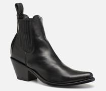 Estudio Stiefeletten & Boots in schwarz
