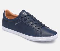 Miana Lace Up Sneaker in blau