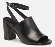 Buz 304 Sandalen in schwarz