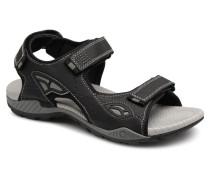Manille Sandalen in schwarz