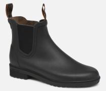 Chelsea Classic C Stiefeletten & Boots in schwarz