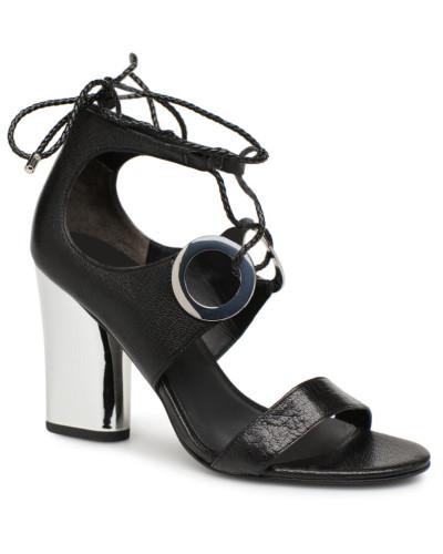 Neda Sandalen in schwarz