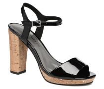 Espotoa Sandalen in schwarz