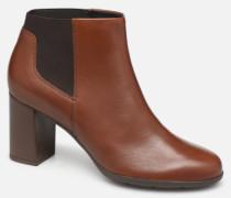 DNEWANNYA Stiefeletten & Boots in braun