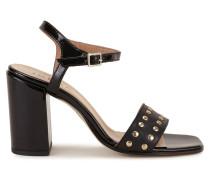 4431 Sandalen in schwarz