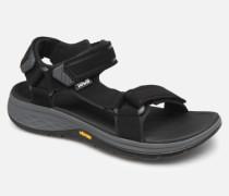 Strata Universal Sandalen in schwarz