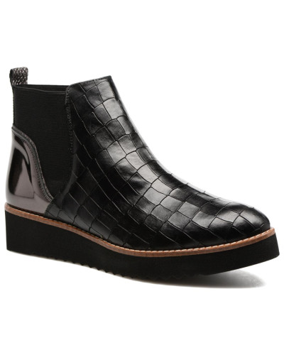 Lia Stiefeletten & Boots in schwarz