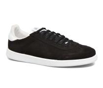 Deportivo Ciclista Serraje Sneaker in schwarz