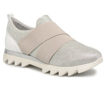 Speedy Lady Sneaker in silber