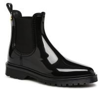 Block Stiefeletten & Boots in schwarz