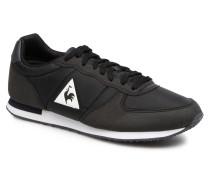 Onyx Nylon Sneaker in schwarz
