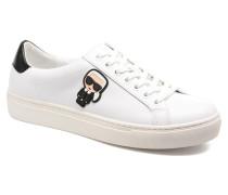 Kupsole Karl Ikonik Lo Lace Sneaker in weiß