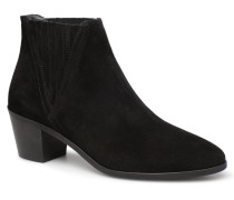 KI6640 Stiefeletten & Boots in schwarz