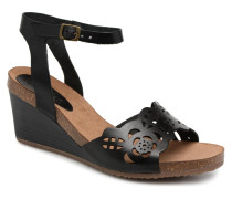 Simply Sandalen in schwarz