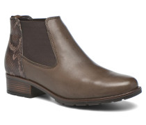 Liverpool 49501 Stiefeletten & Boots in grau