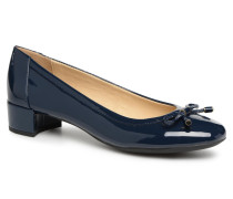 D CAREY Pumps in blau