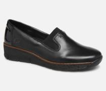 Veronique Slipper in schwarz