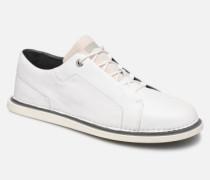 Nixie Schnürschuhe in weiß