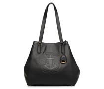 Huntley Tote Medium Handtasche in schwarz