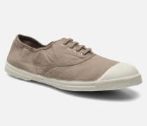 Tennis Lacets H Sneaker in beige