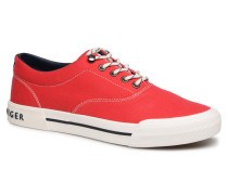 Yarmouth Sneaker in rot