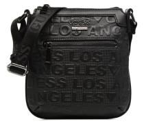 CrossbodyinHM6150POL73 Herrentasche in schwarz