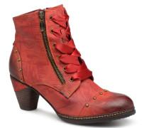 Alizee 028 Stiefeletten & Boots in rot