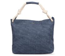 Famous Street Handtasche in blau