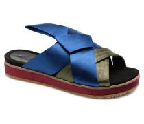 Blue dead Sandalen in blau