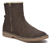 Koa Zip Bootie Stiefeletten & Boots in braun