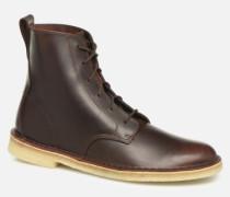 Desert mali Stiefeletten & Boots in braun