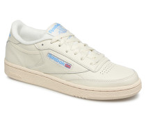 Club C 85 W Sneaker in weiß