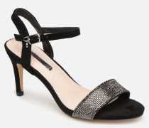 32081 Sandalen in schwarz