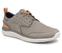 Garratt Lace Sneaker in grau
