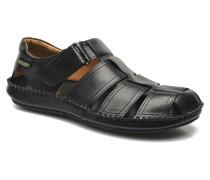 TARIFA 06J5433 Sandalen in schwarz