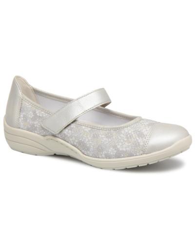 Danya R7627 Ballerinas in grau