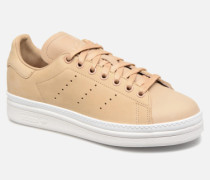 Stan Smith New Bold W Sneaker in beige