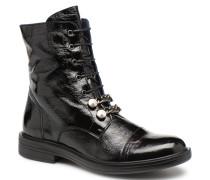 Matrix 7668 Stiefeletten & Boots in schwarz