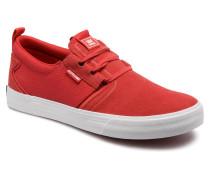 FLOW Sneaker in rot