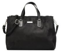 Nadine Business Bag Handtasche in schwarz