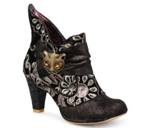 Miaow Stiefeletten & Boots in schwarz